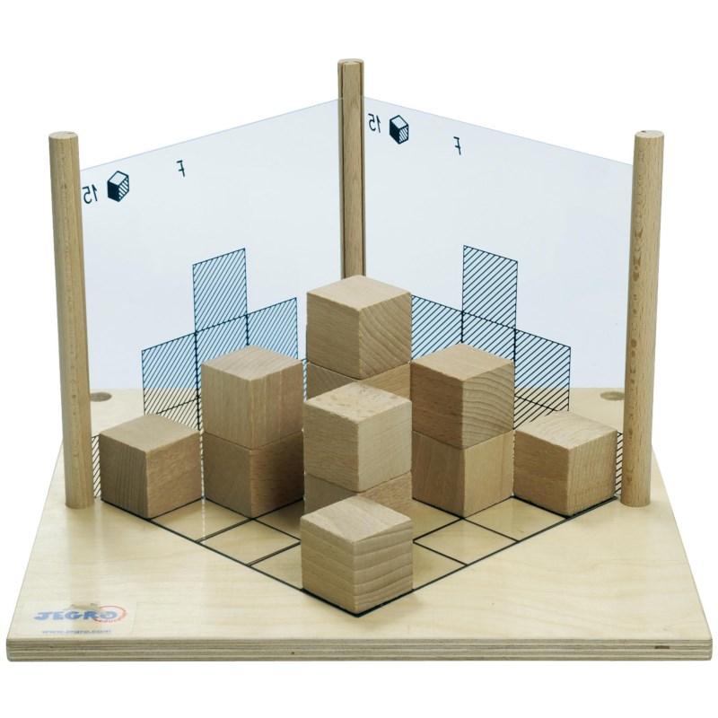 3 Dimensies | Jegro