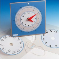 Klassikale klok | transparant