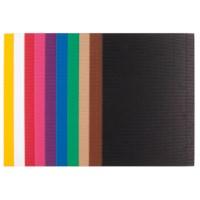 Golfkarton | 23 x 33 cm | Effen kleuren | Pak 10 vel