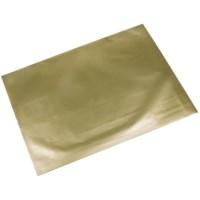 Glanspapier   50 x 70 cm   Per vel   Goud
