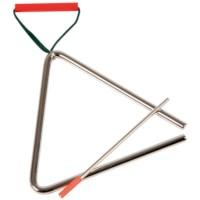 Triangel Orff | 15 cm | Met klopper