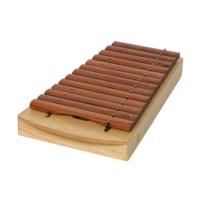 Xylofoon alt Orff | Met 16 diatonische staven