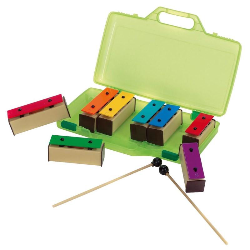 Xylofoonkoffer | Set à 8 stuks