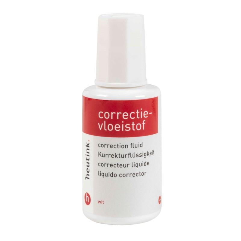 Correctievloeistof | Heutink | 20 ml