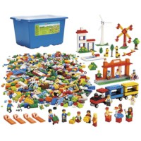 Startersset Steden 9889 | LEGO® Education