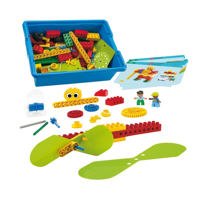 Early simple machines | DUPLO | LEGO Education 9656