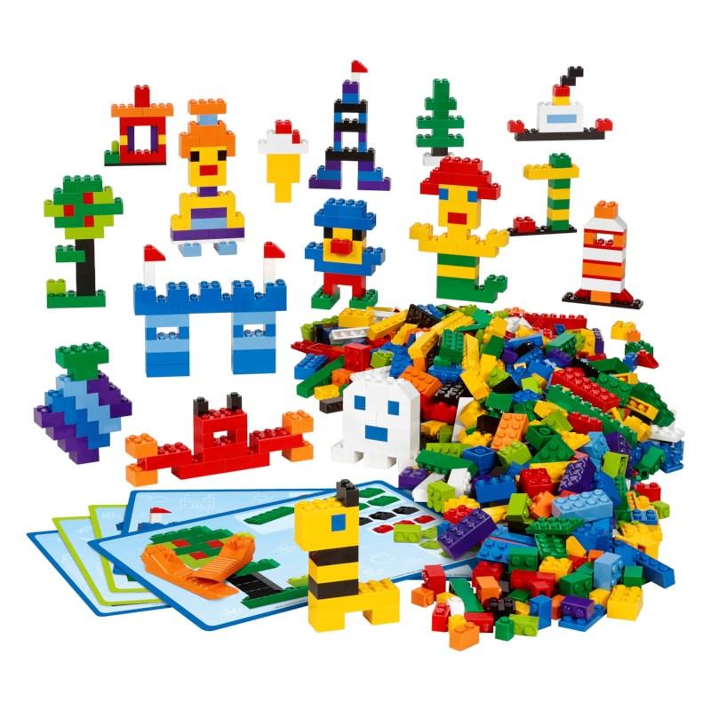 Stenenset | 1000 stuks | LEGO® Education 45020