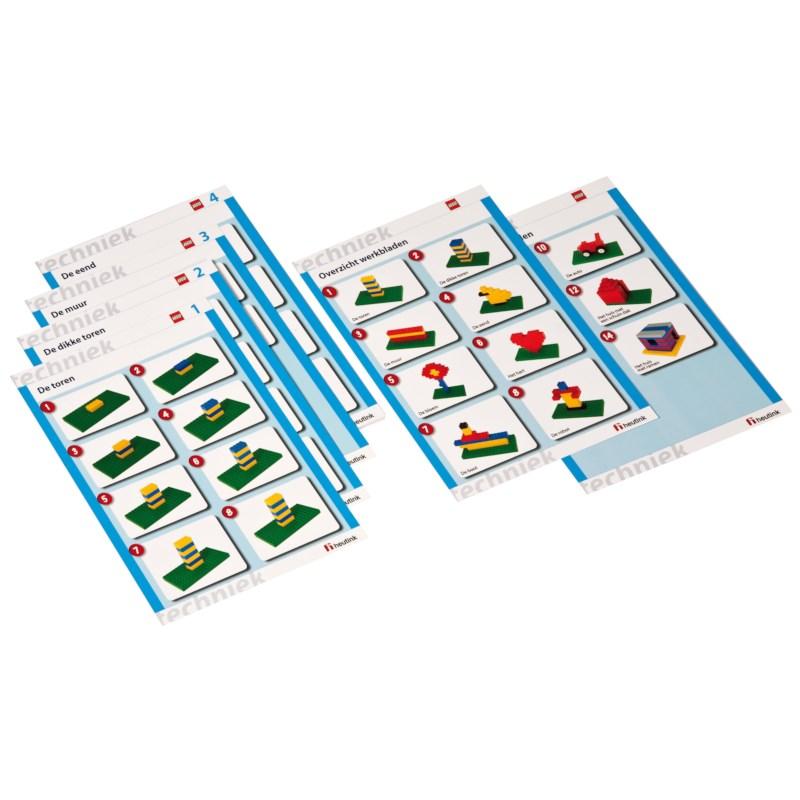Populair LEGO® Education | Werkbladen onderbouw kopen? | Heutink voor thuis &QP91