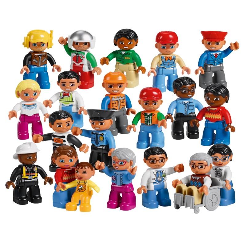 Dienstverleners 45010 | LEGO DUPLO