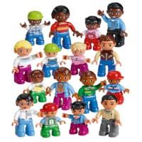 Mensen van de wereld | LEGO DUPLO 45011