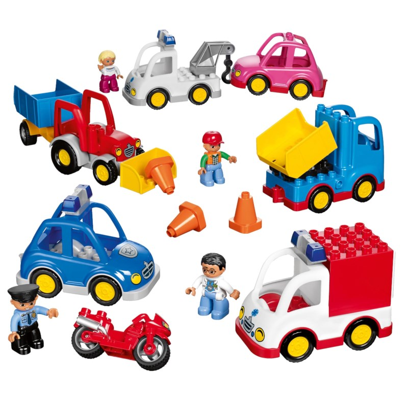Voertuigenset | LEGO DUPLO 45006