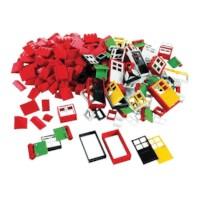 Deuren, ramen en dakstenen 9386 | LEGO® Education