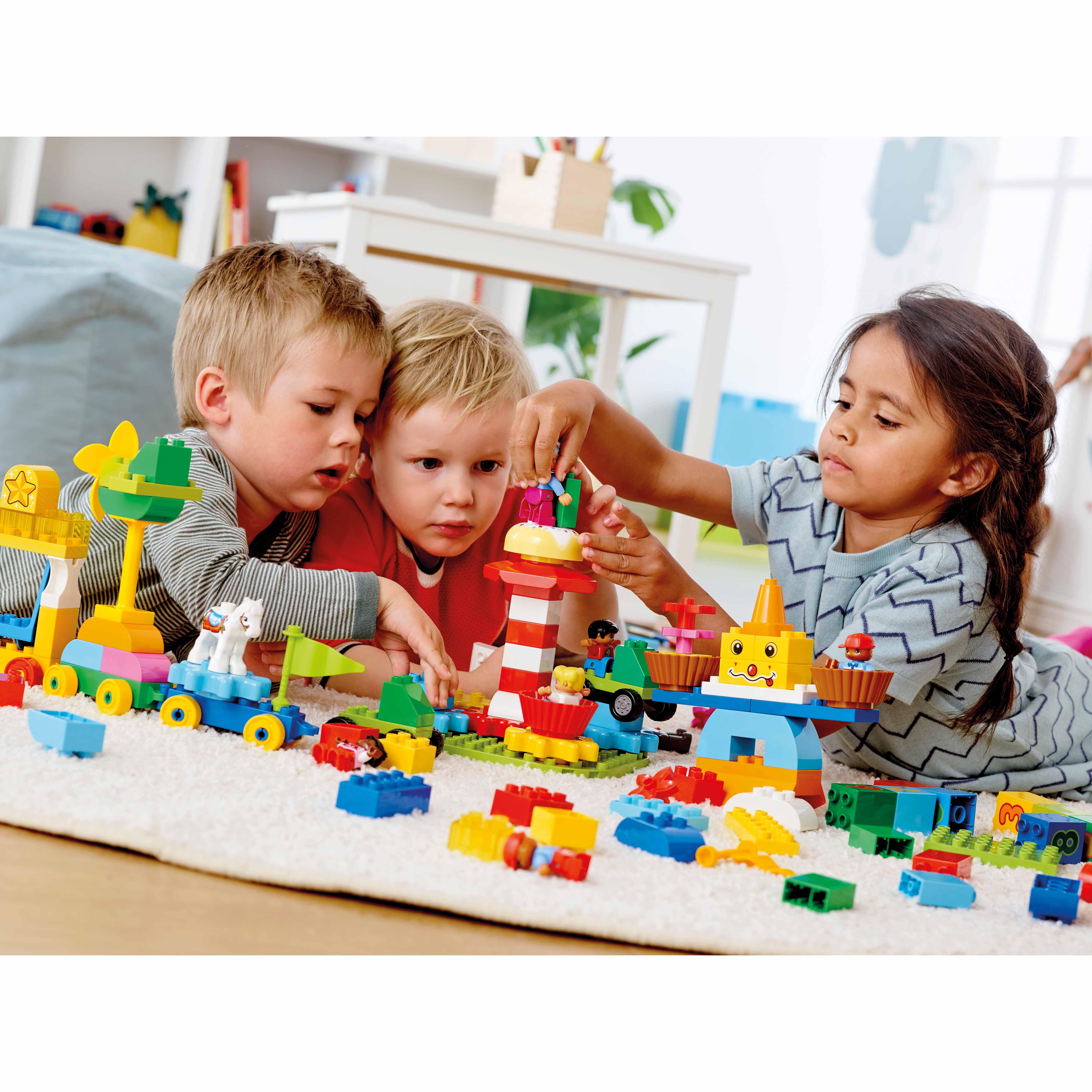 STEAM park | DUPLO | LEGO® Education Heutink voor Thuis