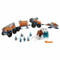 Artic mobiele onderzoeksbasis Noordpool | LEGO City 60195