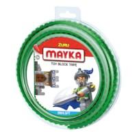 Mayka block tape | 2-nops | 2 meter | Groen