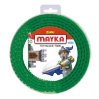 Mayka block tape | 4-nops | 2 meter | Groen