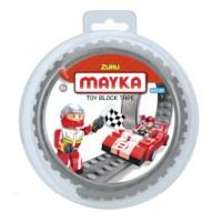 Mayka block tape | 2-nops | 1 meter | Grijs