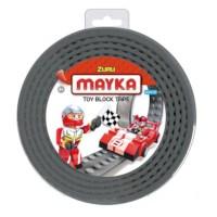 Mayka block tape | 2-nops | 2 meter | Grijs