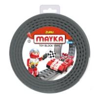 Mayka block tape | 4-nops | 2 meter | Grijs