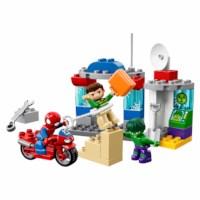 Avonturen van Spider-Man en Hulk | LEGO Duplo 10876