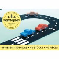 Waytoplay | Autobaan King of the road | 40-delig