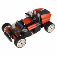 Gigo | Race car | 260 onderdelen