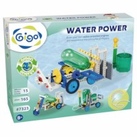 Gigo | Waterkracht | 165 onderdelen
