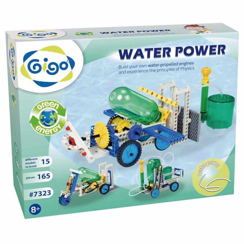 Gigo   Waterkracht   165 onderdelen