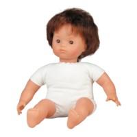 Speelgoedpop | Stoffen lijfje | 40 cm