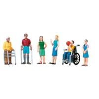 Poppenfiguurtjes | Handicaps