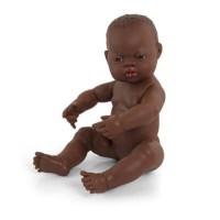 Babypop | 40 cm | Meisje Afrikaans