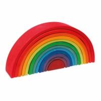 Regenboog groot | Grimm's | 12-delig