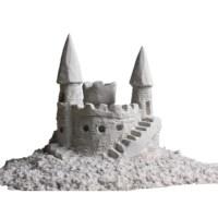 Moonsand | Kasteelvormen