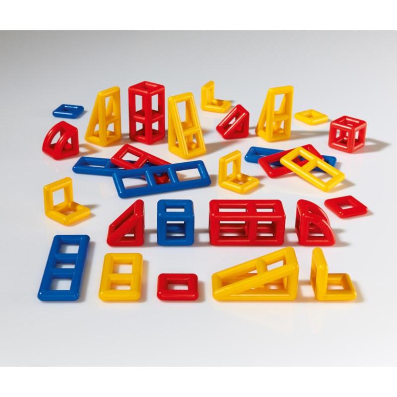 Plasticant mobilo | Geovormen