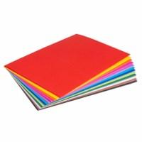 Karton | 160 grams, 240 vel | 11 kleuren assorti + wit