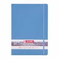 Schetsboek | Art creation | Blauw