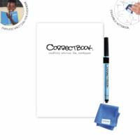 Uitwisbaar notitieboek | Correctbook | Blanco (scratch) | A5