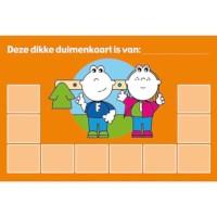 Dikke Duimenkaarten | Frokkie en Lola