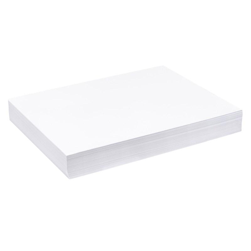 Tekenpapier wit - superkwaliteit - radeervast | 160 grams, pak à 500 vel | 50 x 65 cm