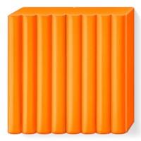 Boetseerklei | Fimo soft | Mandarijn | Blok 56 gram