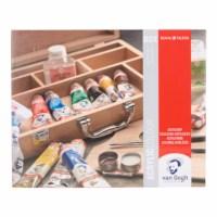 Acrylverf schilderskist | Van Gogh | Hout