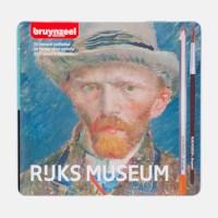 Aquarelpotloden | Van Gogh | 24 stuks