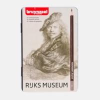 Grafietpotloden | Bruynzeel | Rembrandt | 12 stuks