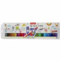 Viltstiften | Bruynzeel Kids | 50 stuks