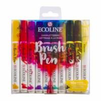 Ecoline brush pen | Talens | Handlettering | 10 stuks