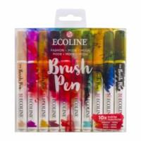 Ecoline brush pen | Talens | Fashion | 10 stuks