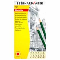 Potloden | Grafiet | Eberhard Faber | 12 hartegraden