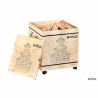 Kapla | Set groot | 1000 plankjes