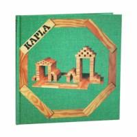 Kapla | Voorbeeldboek Bouwwerken (groen)