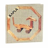 Kapla | Voorbeeldboek | Dieren (beige)